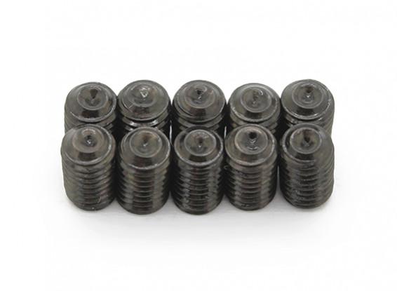 Metal Grub parafuso M5x8-10pcs / set