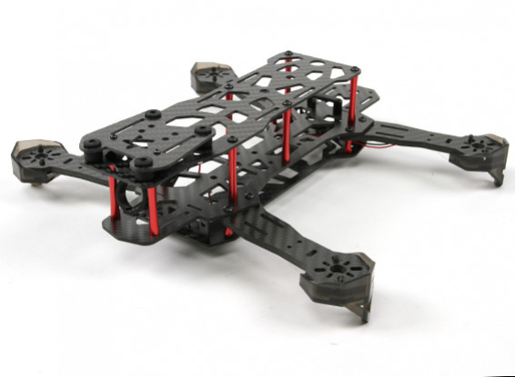 Jumper 266 FPV Corrida Quad Kit Moldura