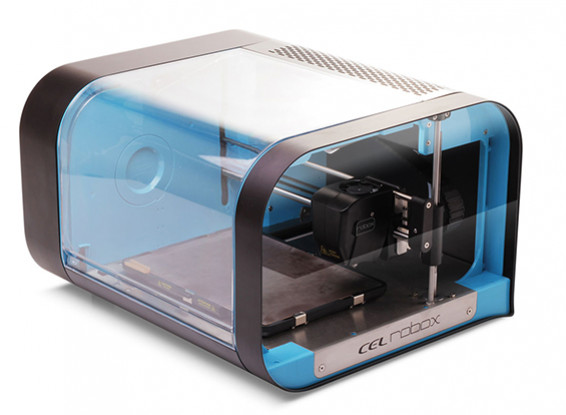 O CEL Robox Printer RBX01 3D (plug Reino Unido)