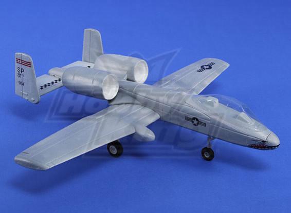 Micro A-10 Jet cinza para EDF 30mm x 2 (KIT)