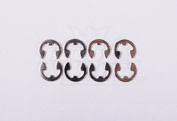 E-anel Dia5 (8pcs / saco) - A2016