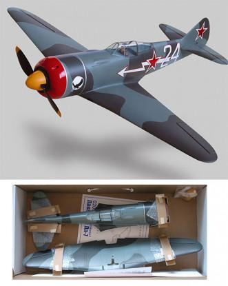 LA-7 Lavotchkin ARF