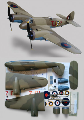 Bristol Beaufighter gêmeo ARF