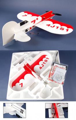 Geebee 3D w / Brushless Sistema & Lipo RTF