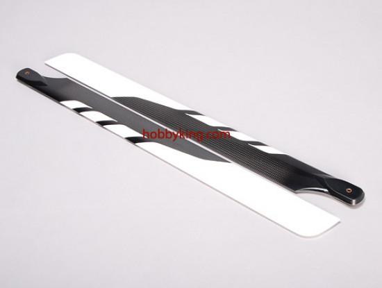 Fibra de Carbono completa 550 lâminas de tamanho (lotação esgotada)