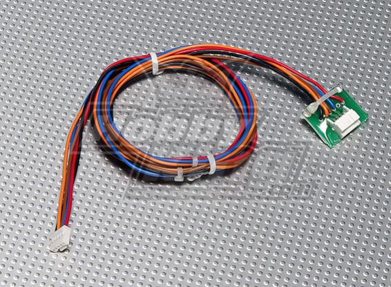 CellPro 4s cabo do carregador 36 Extension