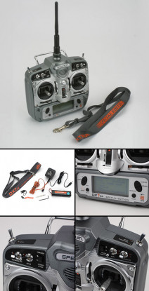 DX7 Special Edition 7Ch Full Range TX única Modo 2