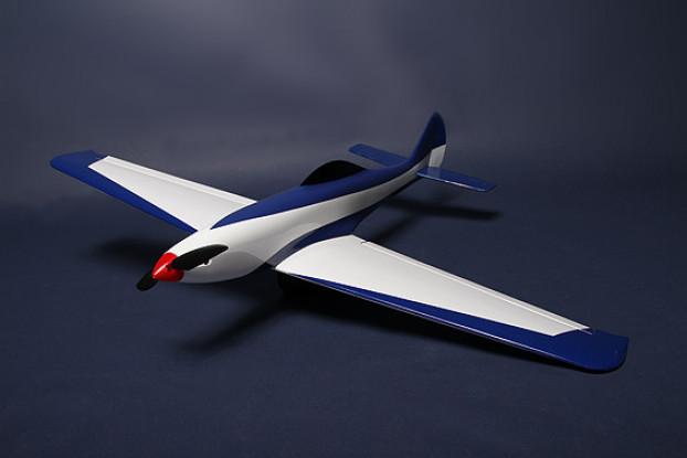 Fiberglass elétrica Pylon Racer 930 milímetros Blue (ARF)