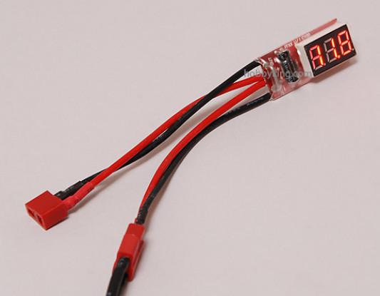 HexTronik VA-Tester (tensão e indicador atual)