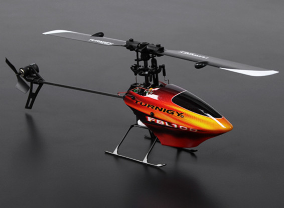Turnigy FBL100 3D Micro Helicopter (Modo 2) (RTF)