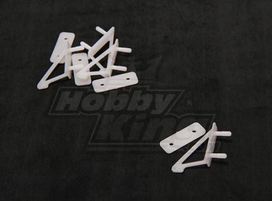 Horns Mini ultra-leve 23x14x6mm (4pcs / set)