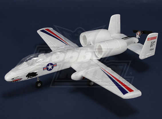 Micro A-10 EPS Pusher Jet (PNF)