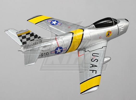 F86 Sabre 35 milímetros EDF Micro Jet EPO (RTF - MODE 2)