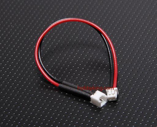 Mini JST-XH Fio de Extensão (10cm)
