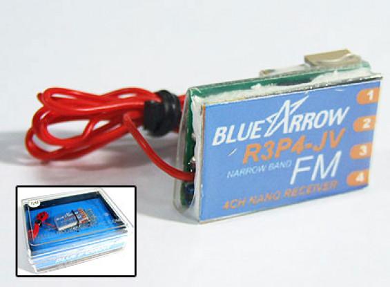 Seta 4CH 3.5G 72MHz FM Micro Receptor (v3)