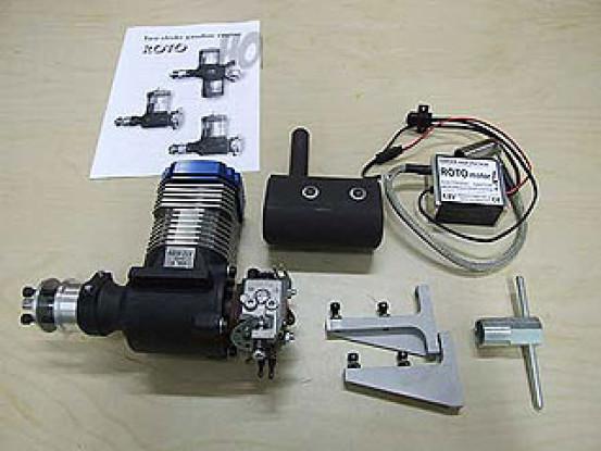 Rotor Motor 25Vi do motor de gasolina / gás w / Elec Ignitio