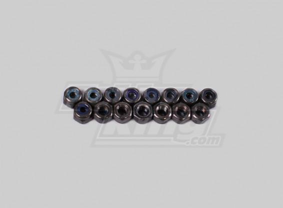 M3 Hex Nuts Baja 260 e 260S (15pcs / saco)