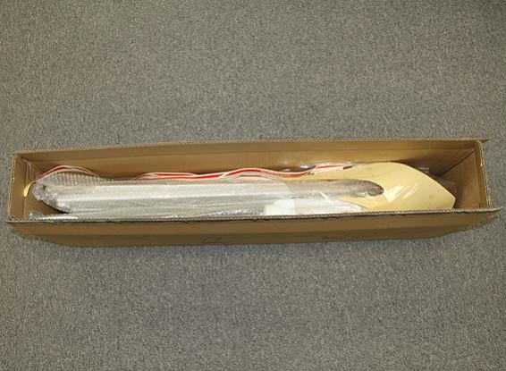 RISCO / DENT - Skywalker 1900 FPV Glider EPO 1.900 milímetros (Kit)