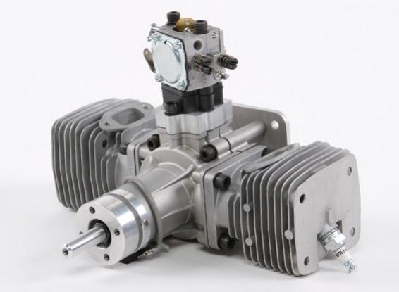 RISCO / DENT - MLD-70 Gas Engine gêmeo w / CDI Ignição eletrônica 6.6BHP