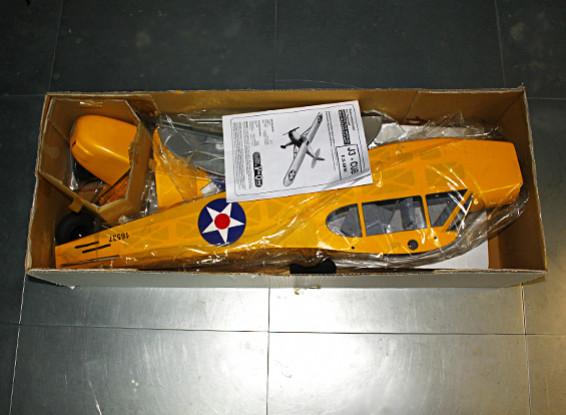 RISCO / DENT - Piper J-3 Cub Balsa GP / EP 1.620 milímetros (ARF)