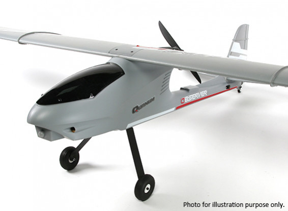 RISCO / DENT - Quanum Observer FPV Plane Plástico / EPO 1980 milímetros (PNF)