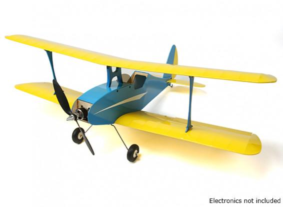 RISCO / DENT - Kit Hobbyking ™ Le Petit Bi-plane ®