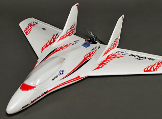 SkyFun Avião v1.1 w / 2500kv sem escova Motor 875mm EPS (FNP)