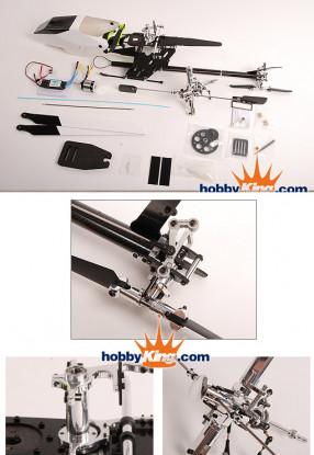 SJM500 (390) Kit v2.5 w / Motor & ESC (lotação esgotada)