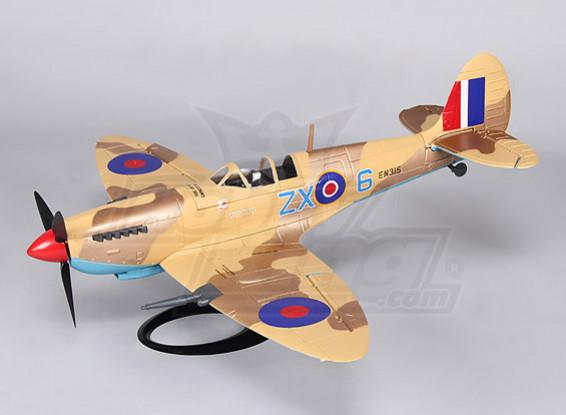 Spitfire MkIXC w / Stand 650 milímetros (PNF)