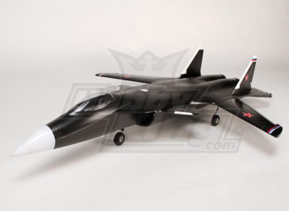 SU47 gêmeo 55 milímetros EDF Jet (KIT)
