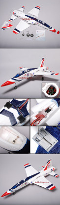 T-38 Talon Jet W / Brushless EDF