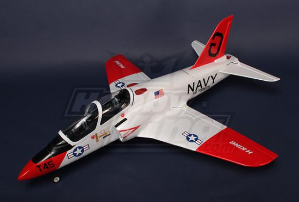 única T-45 Goshawk R / C 64 milímetros EDF Jet EPO Kit