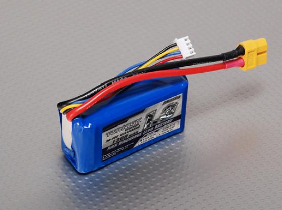 Turnigy 1300mAh 3S 30C Lipo pacote