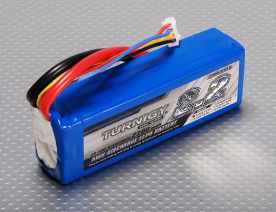 Turnigy bulk Comprar 2200mAh 3S 20C ($ 14.99ea / caixa de 36pc)