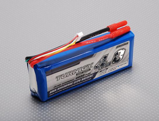Turnigy 4000mAh 4S 20C Lipo pacote