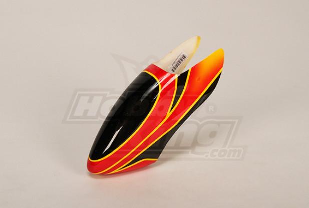 Fiberglass Canopy para Trex-450 Pro