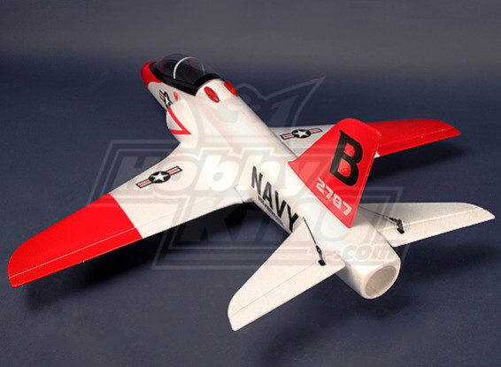 SCRATCH/DENT - BAE Hawk 70mm EDF 990mm Jet kit - White E1141 (UK Warehouse)