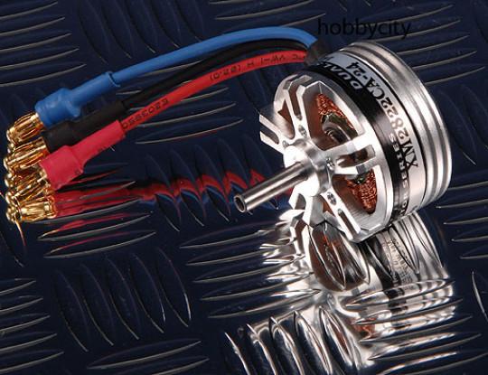 Dualsky XMotor Eixo oco XM2822-24H