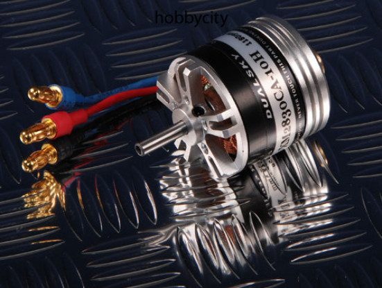 Dualsky XMotor Eixo oco XM2830-10H