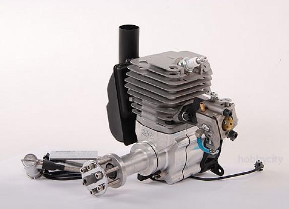 O motor a gasolina XY 50cc A-Spec
