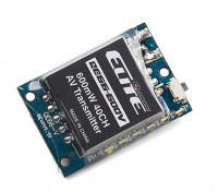Quanum Elite QE66-600V 5.8GHz 600mW 40ch Wireless AV Transmitter (Vertical SMA Antenna) NTSC/PAL