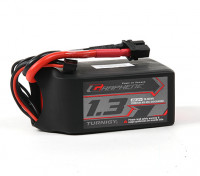 Turnigy Graphene 1300mAh 6S 65C Lipo Pack w/XT60