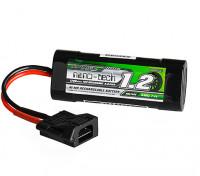 Turnigy nano-tech 1200mAh 7.2V 6P 10C NiMH Battery w/Flat Connector