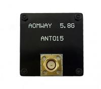 Aomway ANT015 8dBi High Gain Patch 5.8GHz RHCP Antenna