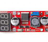 Keyes LM2596S DC-DC Step Down Power Module (Red)