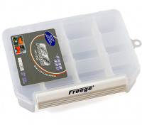 Medium 12 Compartment Parts Box with Latching Lid