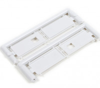 Micro Engineering HO Scale Personnel Doors 4pcs (80-162)
