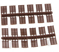 Micro Engineering N Scale Wooden Pallets 24pcs (80-144)