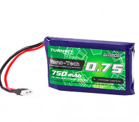 Turnigy Nano-Tech 750mAh 1S 70C Lipo Pack (2pin Molex) (HR Technology)