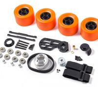 Turnigy Skateboard Conversion Kit - Bundled Set with Wheel Accessories